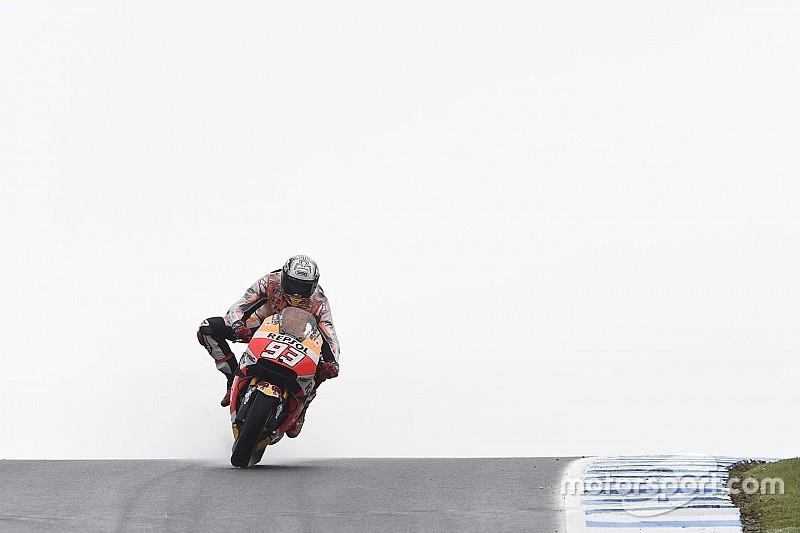 MotoGP菲利普岛站:王者马奎兹再夺杆位