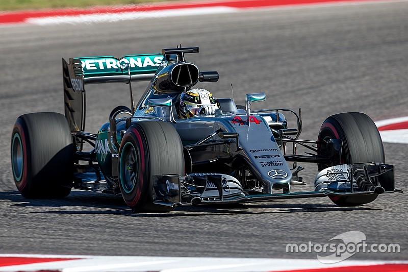 Mercedes порушив комендантську годину для зміни паливної системи Хемілтона