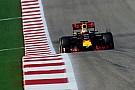Verstappen en Ricciardo kozen zelf voor verschillende bandenstrategie