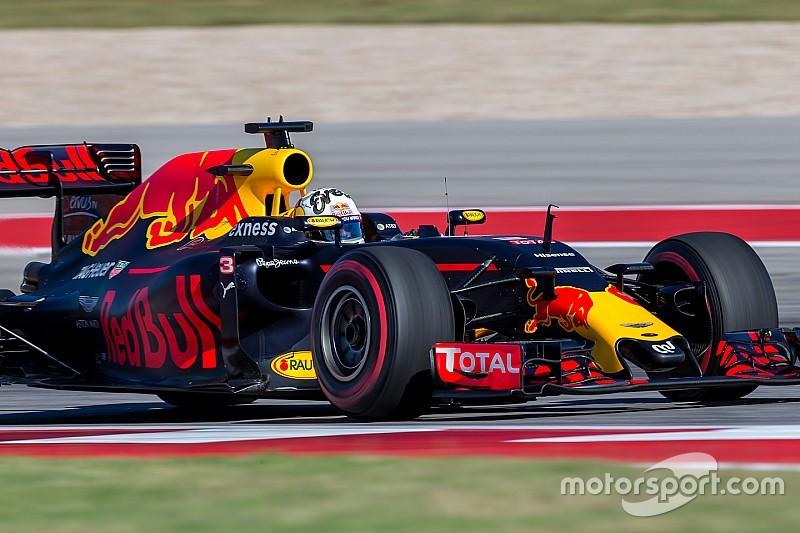 Verstappen y Riccardo dividirán estrategia