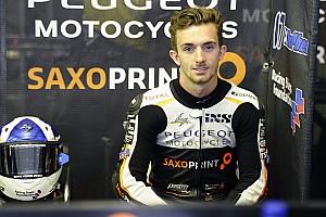 Moto3 Actualités McPhee et Bastianini blessés mais chanceux après une terrible chute
