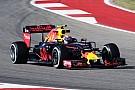 Changement de règle mais pas de style pour Verstappen