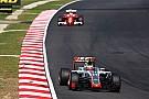 Formel-1-Fahrer bekommen