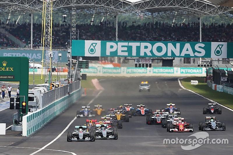 Grand Prix von Malaysia: Lieber MotoGP als Formel 1
