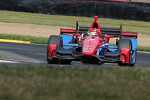 IndyCar Ultime notizie Mikhail Aleshin resta alla Schmidt Peterson Motorsports nel 2017
