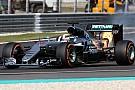 Mercedes все ще понурений через відмову двигуна у Малайзії