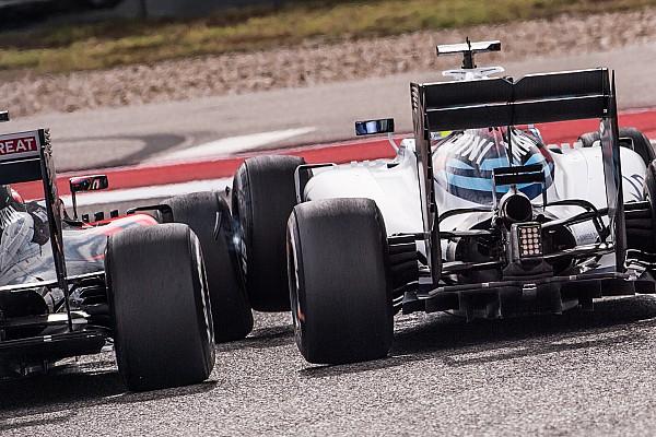 Die Geschichte zum Bild: Alonso vs. Massa in Austin