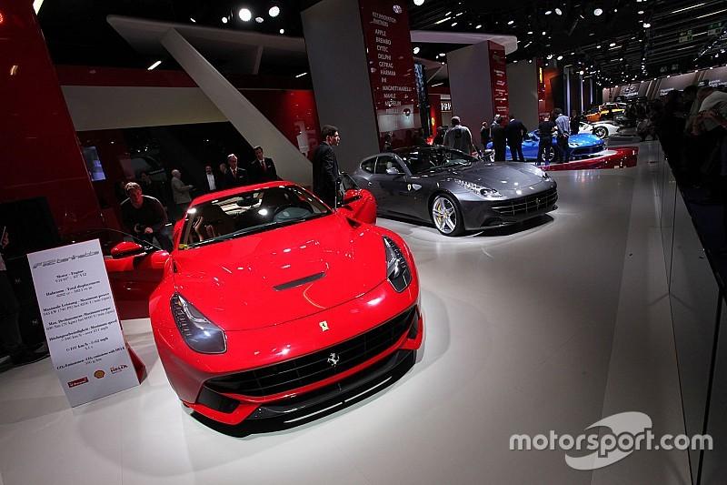 Ferrari gaat de weg op met prototype F12berlinetta