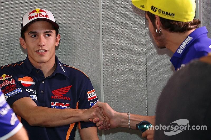 Quel bilan tirer un an après le clash Rossi-Márquez ?