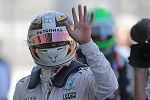 Fórmula 1 Relato de classificação Hamilton é pole em treino apertado no México; Rosberg é 2º