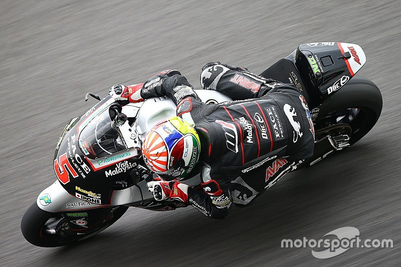 Moto2 in Sepang: Zarco gewinnt – und ist Weltmeister