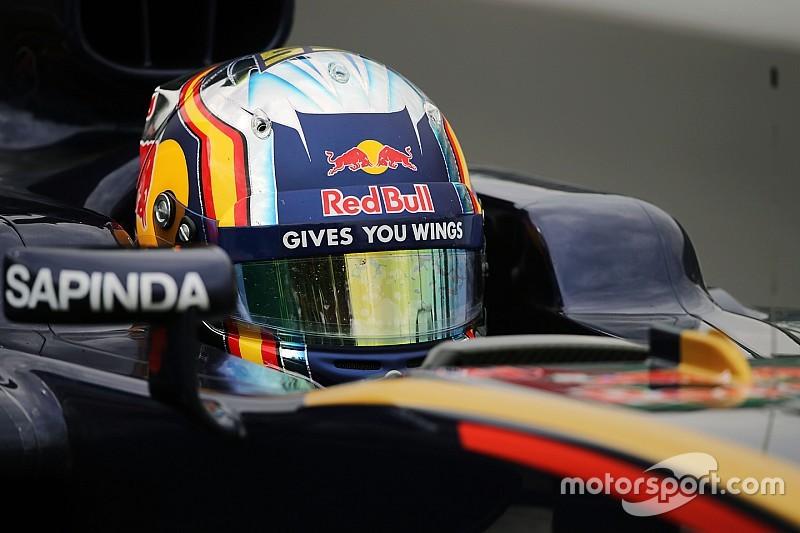 """Sainz, sin puntos por """"problemas de todo tipo"""" en su Toro Rosso"""
