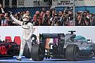 Hamilton igualó a Prost en cantidad de victorias