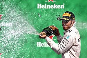 F1 レースレポート メキシコGP決勝レースレポート:ハミルトン51勝目の勝利、8秒354差でロズベルグを下す