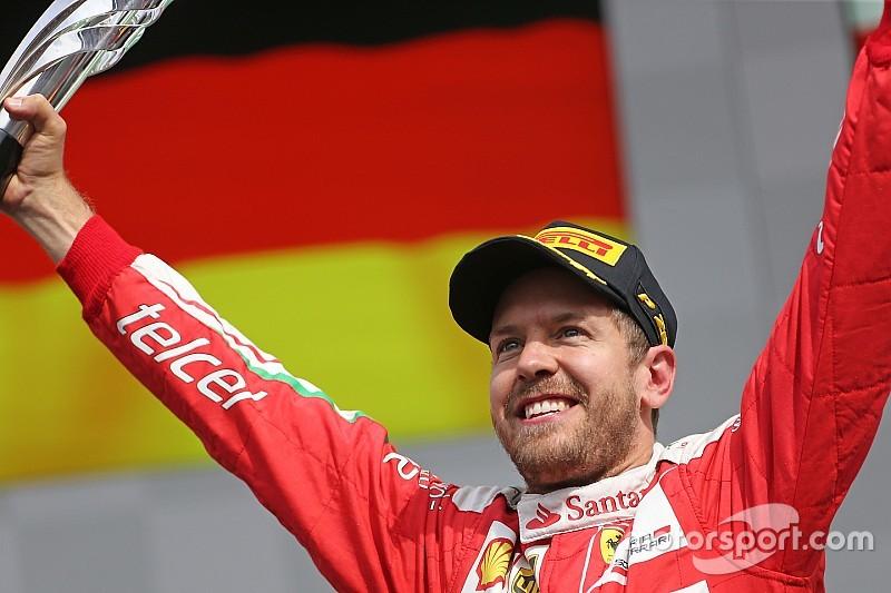 Vettel pierde el tercer sitio de México por penalización