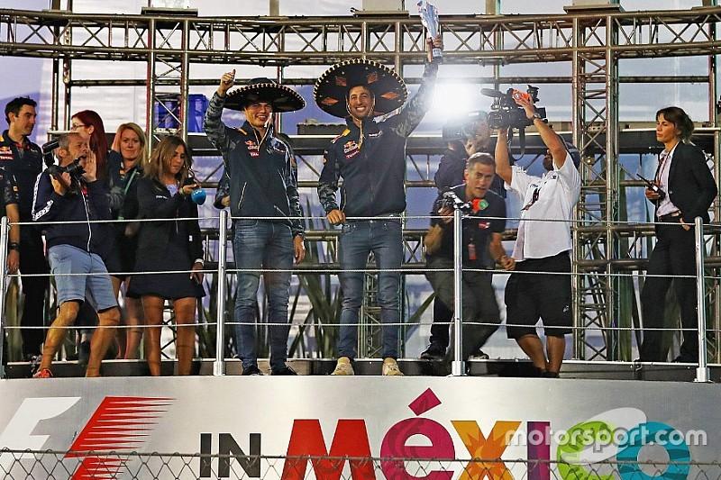 Red Bull satisfechos porque se hizo justicia con Ricciardo