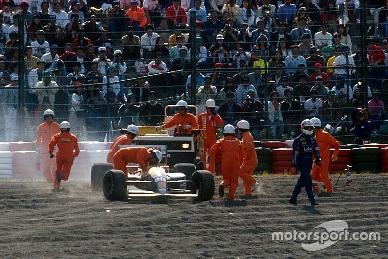 Formel-1-Teamchef fordert Kiesbett in der 1. Kurve