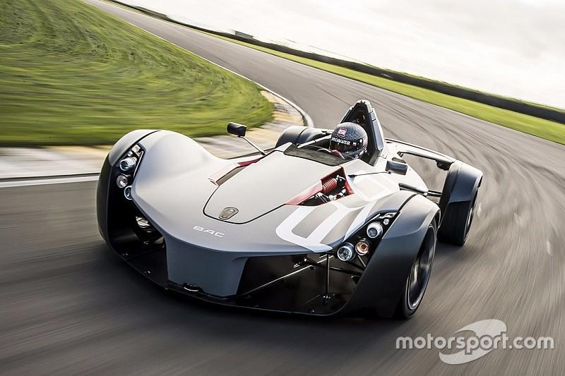 Plus rapide que la McLaren P1 GTR, la BAC Mono!