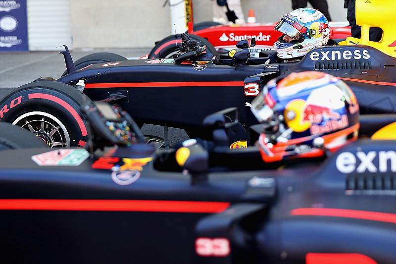 Ricciardo und Verstappen haben die Latte bei Red Bull Racing höher gelegt