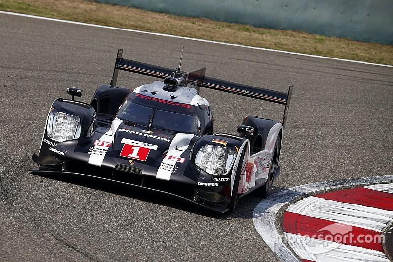 WEC Shanghai: Porsche voor Audi in eerste training