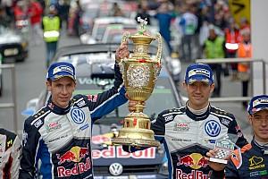 WRC Galería Galería: Todas las victorias de Volkswagen en el WRC