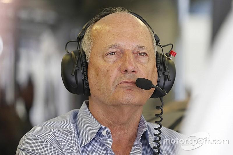 """Horner: La salida de Ron Dennis sería """"una gran pérdida"""" para la F1"""