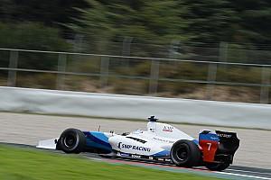Формула V8 3.5 Репортаж з гонки Оруджев виграв суботню гонку в Барселоні, але втратив шанси на титул