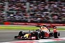 Verstappen - Les F1 2017 pourraient être