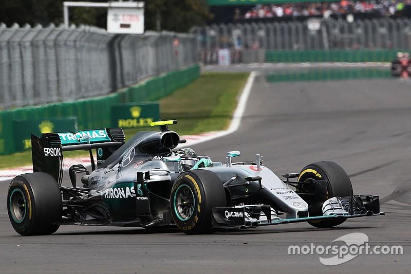 """Rosberg: """"Cualquier cosa puede suceder"""""""