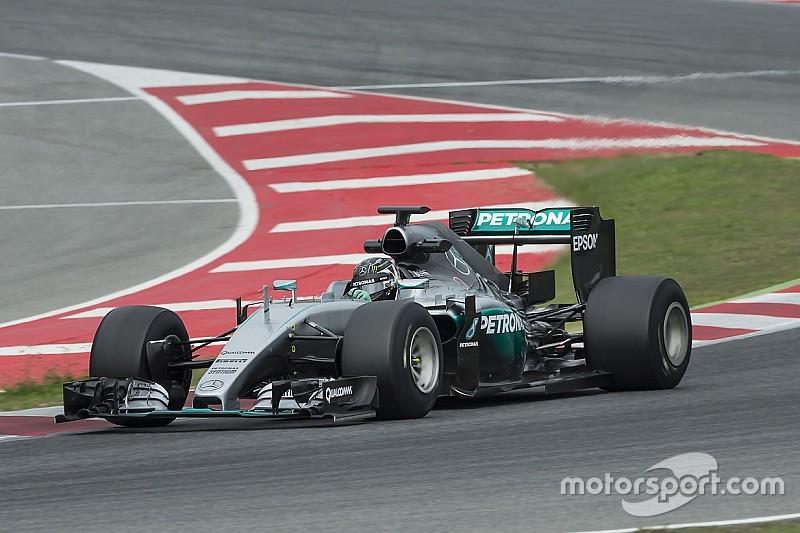 Pirelli Formel 1 Teams Kommen Dem Abtrieb Von 2017 Näher