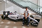 Villeneuve - Stroll chez Williams,