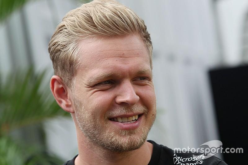 Haas espera cerrar el acuerdo con Magnussen este fin de semana