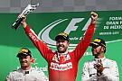 Ferrari pide que se revise la sanción a Vettel del GP de México