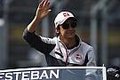 Esteban Gutiérrez dice adiós a Haas F1