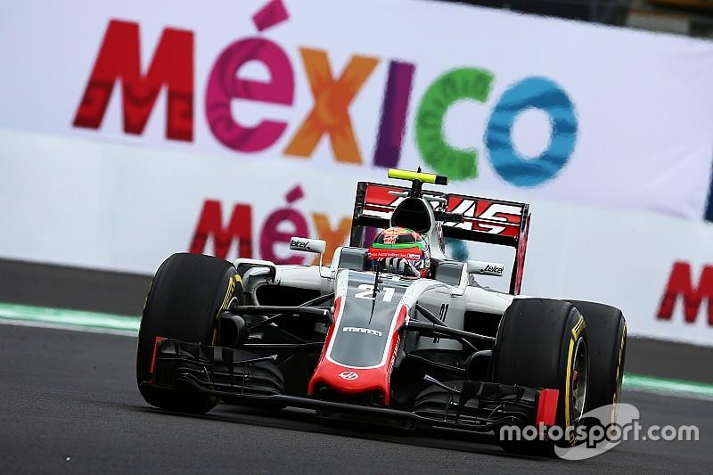 Gutiérrez annonce son départ de chez Haas F1