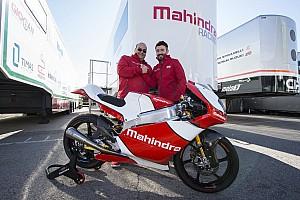 CIV Moto3 Ultime notizie Ufficiale: Max Biaggi team manager ed ambasciatore Mahindra nel CIV Moto3