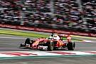 法拉利就FIA拒绝重审维特尔墨西哥裁决有意上诉