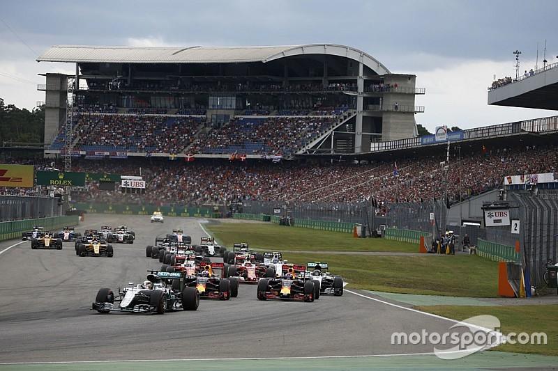 """Wolff: """"Mercedes kan de Duitse Grand Prix niet redden"""""""