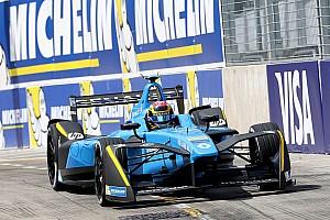 Formule E Résumé de course Course - Et une victoire de plus pour Buemi !