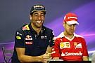 Риккардо призывает Ferrari отказаться от апелляции