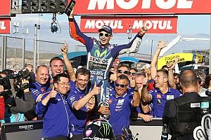 MotoGP Reporte de la carrera Lorenzo se va de Yamaha por la puerta grande