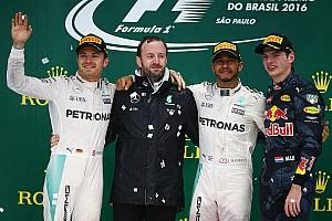 F1 Reporte de la carrera Hamilton ganó un interminable GP de Brasil