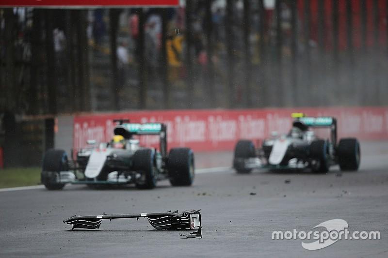Rosberg assure l'essentiel et s'approche de son premier sacre