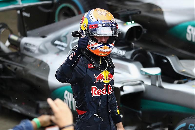 Wolff omschrijft Braziliaanse Grand Prix als 'de Verstappen-show'