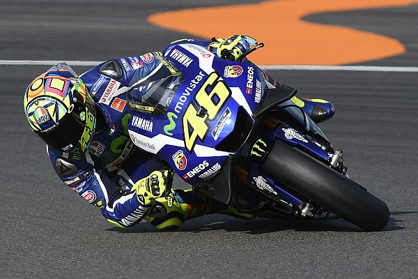 "MotoGP 罗西:无法站上颁奖台是因速度""不够快"""