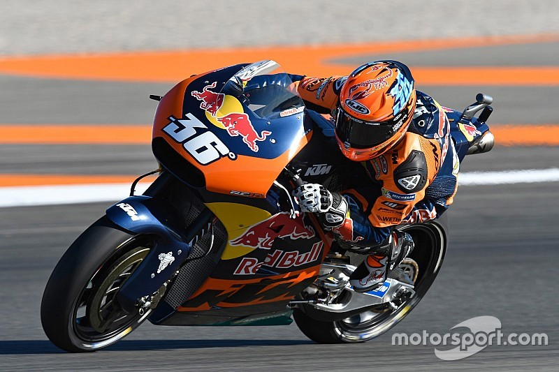 Kallio: Balapan di Valencia buktikan KTM tak terpaut jauh
