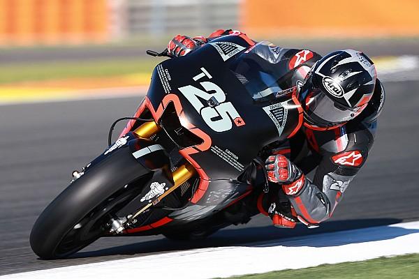 Vinales Valencia testlerini zirvede tamamlıyor