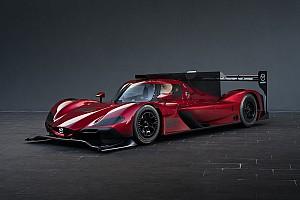 IMSA Noticias Mazda revela su nuevo prototipo para 2017