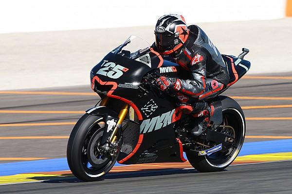 MotoGP 【MotoGP】ビニャーレス、2日間連続最速マーク。バイクは2016年仕様