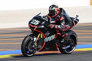 MotoGP テストレポート 【MotoGP】ビニャーレス、2日間連続最速マーク。バイクは2016年仕様